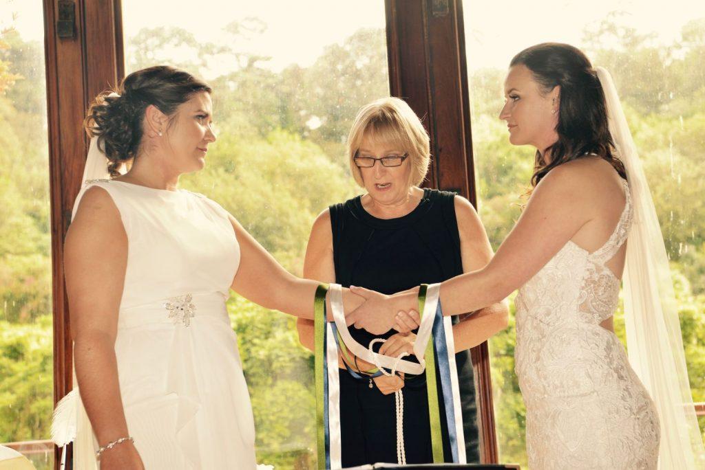 Independent Celebrant led wedding ceremony