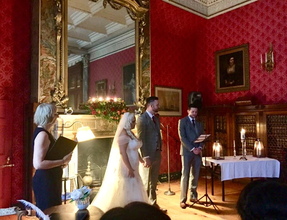 Sinead & Brian ceremony
